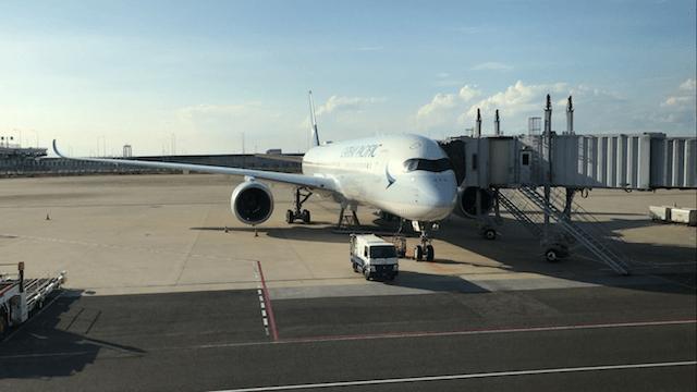 シンガポール旅行記 Vol.2(移動・トランジット編)