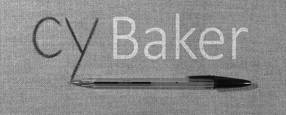 Logo Cy Baker Home