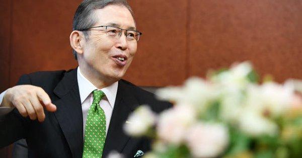 日本電産の永守会長、後継者問題を語る「片山君は…」