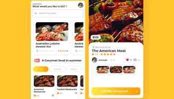 Flutter tutorial: Messengerish App UI