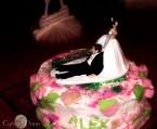 The Bride's cake!!