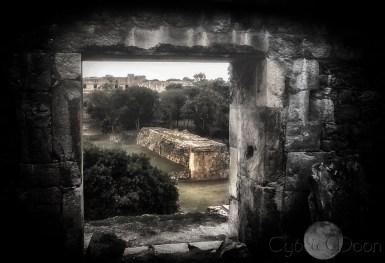 The Hard Gate- Uxmal
