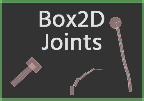 Соединения (Joints) в Box2D