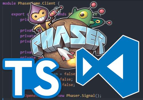 Проект на Phaser + TypeScript в VSCode