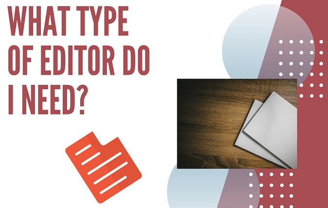 What type of editor photo