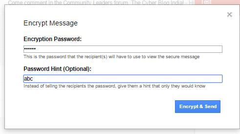 Secure Email Streak