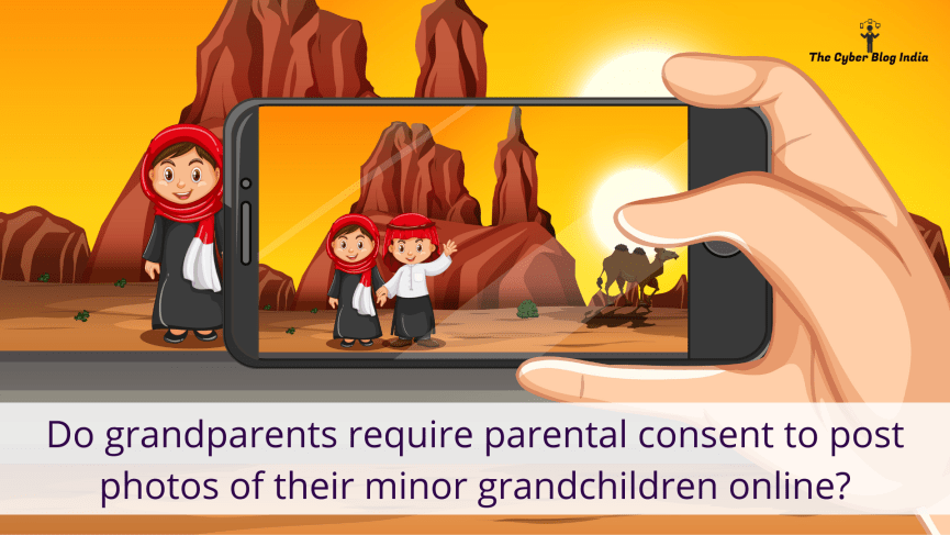 Grandparents require parental consent