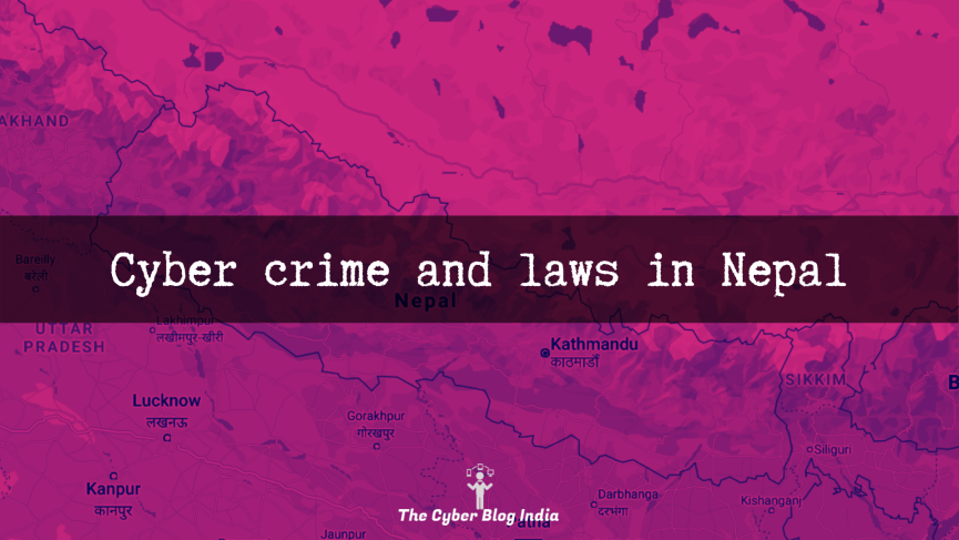 Cyber crime and laws in Nepal