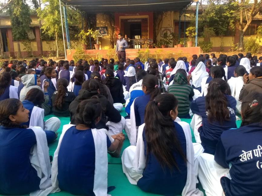 30. Government Girls Higher Secondary School, Jhabua (January 01, 2018) (3)