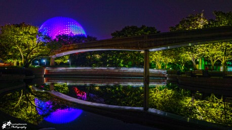 EPCOT Golf Ball 1-24-2017