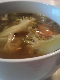 Petites soupes entre amies