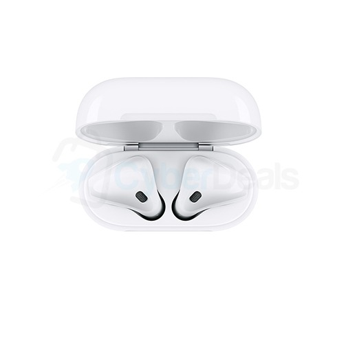 Apple AirPods 2 with Wireless Charging Case 2