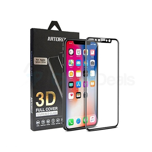 Artoriz 3D Full Coverage Tempered Glass for iPhone 1