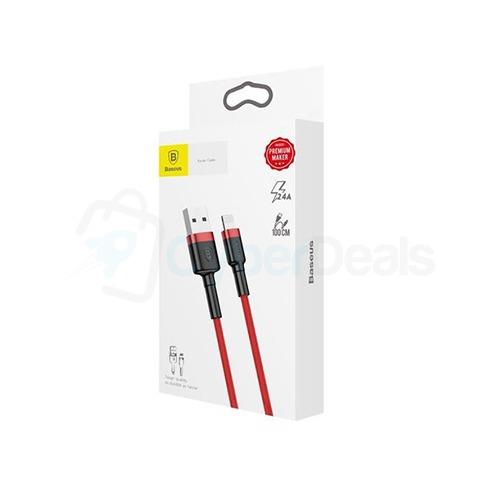 Baseus Cafule 2.4A Lightning Cable 3
