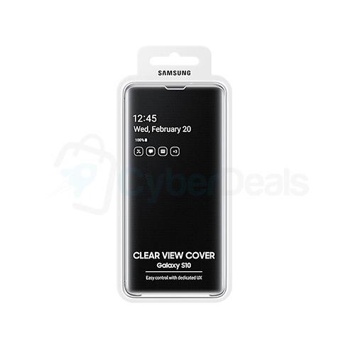 Samsung Clear View Original Pouch 4