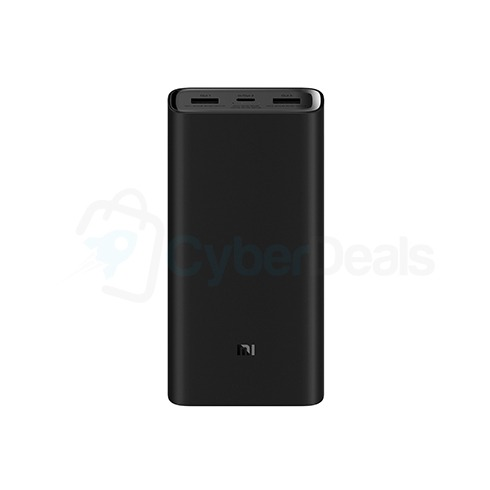 Xiaomi Mi 20000mAh Power Bank 3 Pro 1