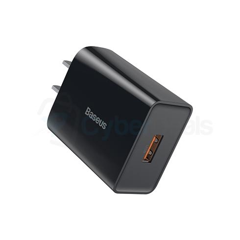 Baseus 18W Speed Mini QC Single USB Quick Charger 1