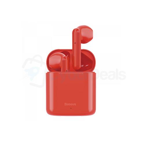 Baseus W09 Encok True Wireless Earphones Red