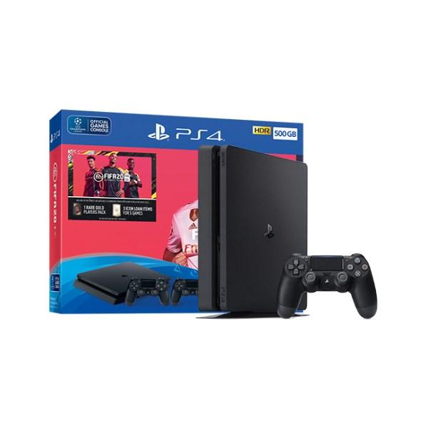 Sony PlayStation 4 Slim FIFA 20 Bundle - 500GB in sri lanka