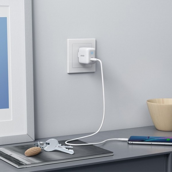 Anker PowerPort 18W USB Type C Portable Wall Charger 4