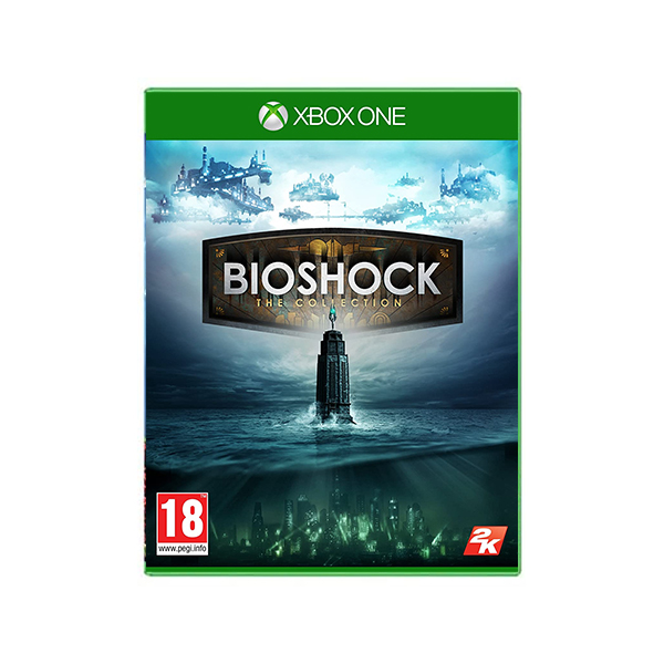 BioShock The Collection Xbox One Game Price in Sri Lanka Buy Online at cyberdeals.lk