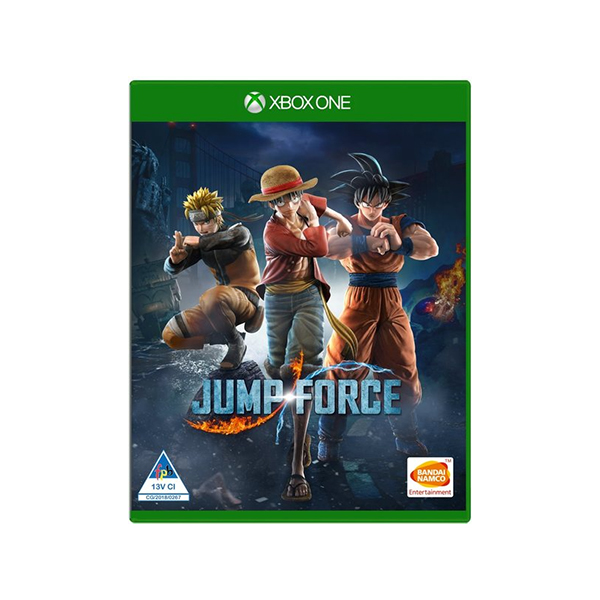 Jump Force Xbox One Game Price in Sri Lanka Buy Online at cyberdeals.lk