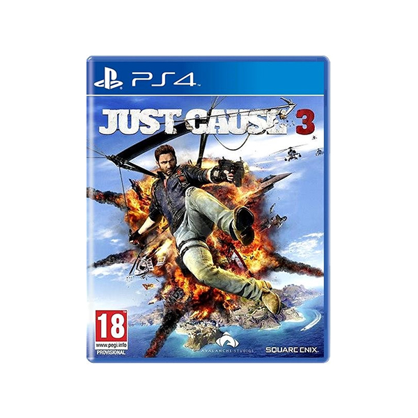 Just Cause 3 Gold Edition PS4 Game Price in Sri Lanka Buy Online at cyberdeals.lk