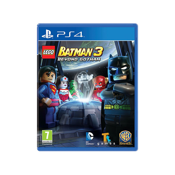 Lego Batman 3 Beyond Gotham PS4 Game Price in Sri Lanka Buy Online at cyberdeals.lk