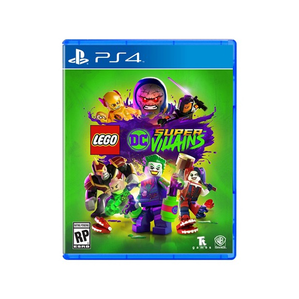Lego DC Super Villains PS4 Game Price in Sri Lanka Buy Online at cyberdeals.lk