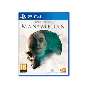 The Dark Pictures Anthology Man of Medan PS4 Game Price in Sri Lanka Buy Online at cyberdeals.lk