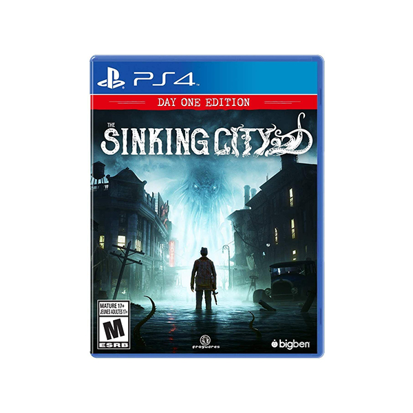 The Sinking City PS4 Game Price in Sri Lanka Buy Online at cyberdeals.lk