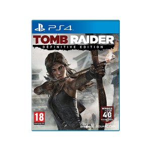 Tomb Raider Definitive Edition PS4 Game Price in Sri Lanka Buy Online at cyberdeals.lk