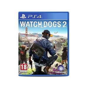 Watch Dogs 2 PS4 Game Price in Sri Lanka Buy Online at cyberdeals.lk