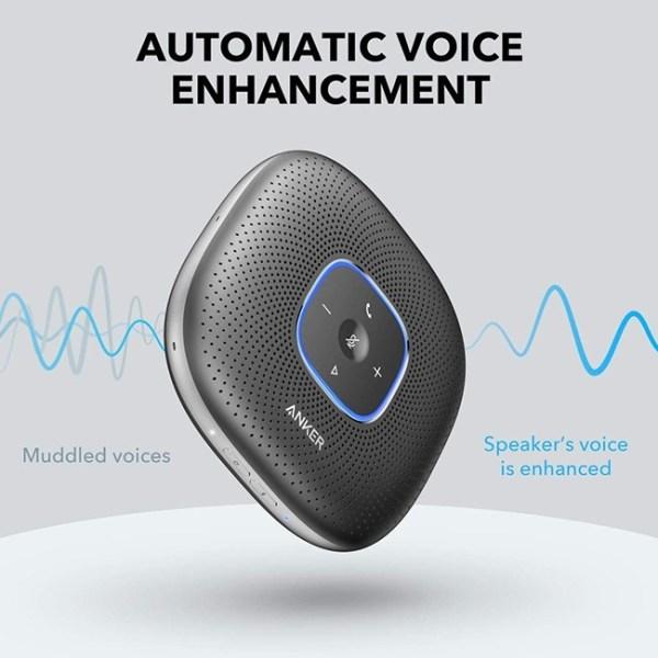 Anker PowerConf Bluetooth Speakerphone 3