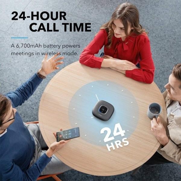 Anker PowerConf Bluetooth Speakerphone 6