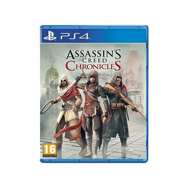 Assassin's Creed: Chronicles - PS4 Game price in sri lanka buy online at cyberdeals.lk