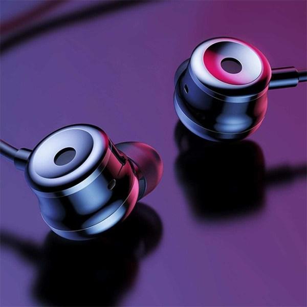 Baseus S15 Active NC Bluetooth Neckband Earphones 4