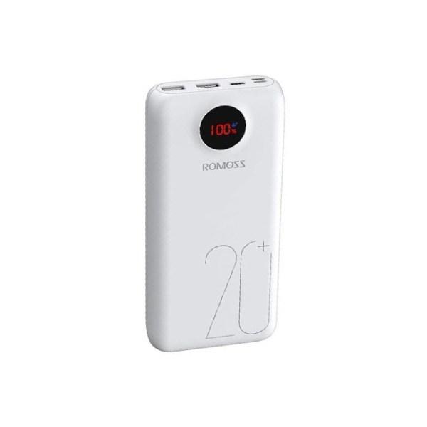 ROMOSS SW20 Pro Portable 20000mAh Power Bank
