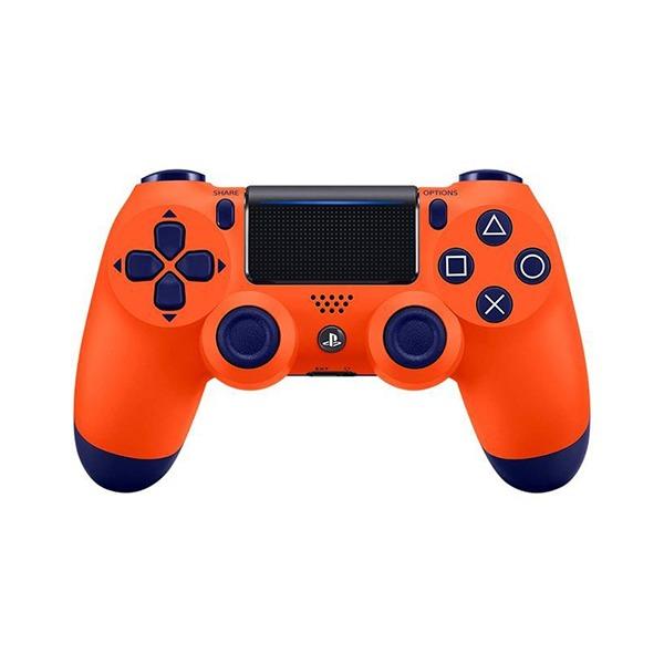 Sony playstation 4 controller sunset orange