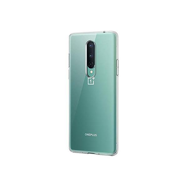 OnePlus 8 Clear Bumper Case 3