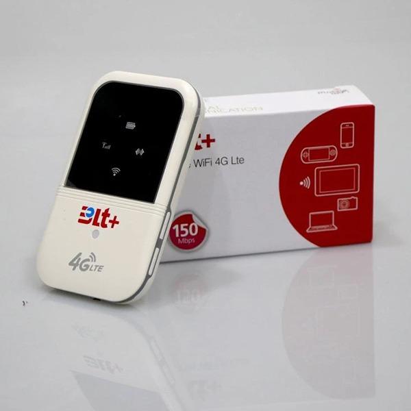 Portable Mini 4G LTE WiFi Modem with Wireless Hotspot price in sri lanka buy online at cyberdeals.lk