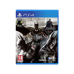 Batman: Arkham Collection Steelbook Edition - PlayStation 4 Game price in sri lanka buy online at cyberdeals.lk