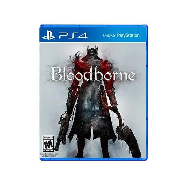 Bloodborne - PlayStation 4 Game price in sri lanka buy online at cyberdeals.lk