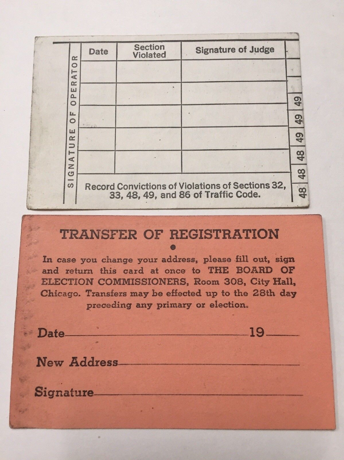 illinois drivers licence address change