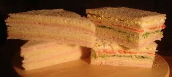 Los 10 mejores sándwiches de miga ( =P ) (1/3)