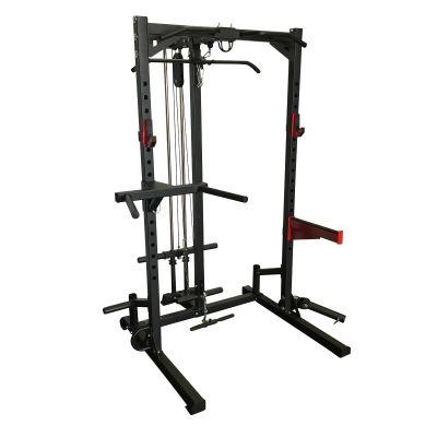 half squat rack customisable