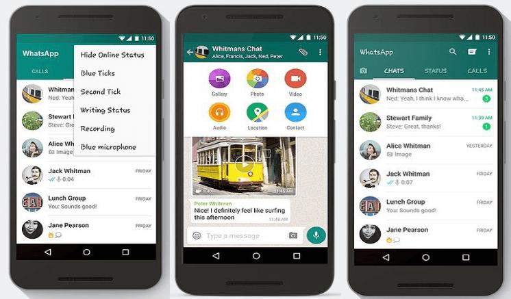 OGWhatsApp Pro App
