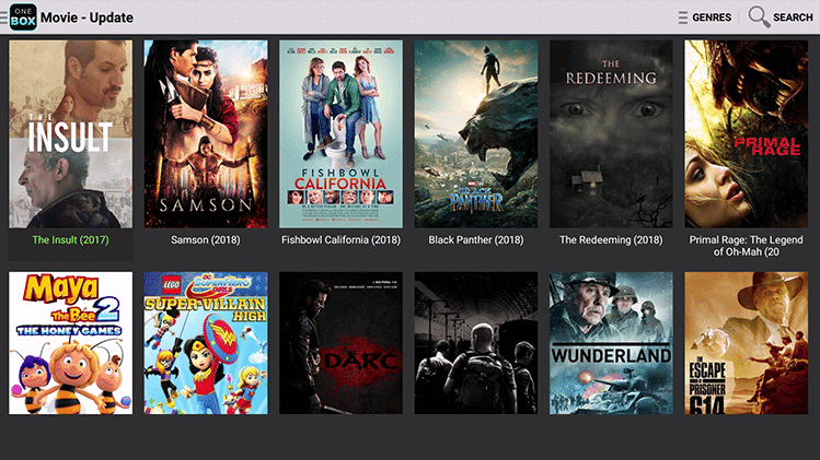Install OneBox HD on Firestick