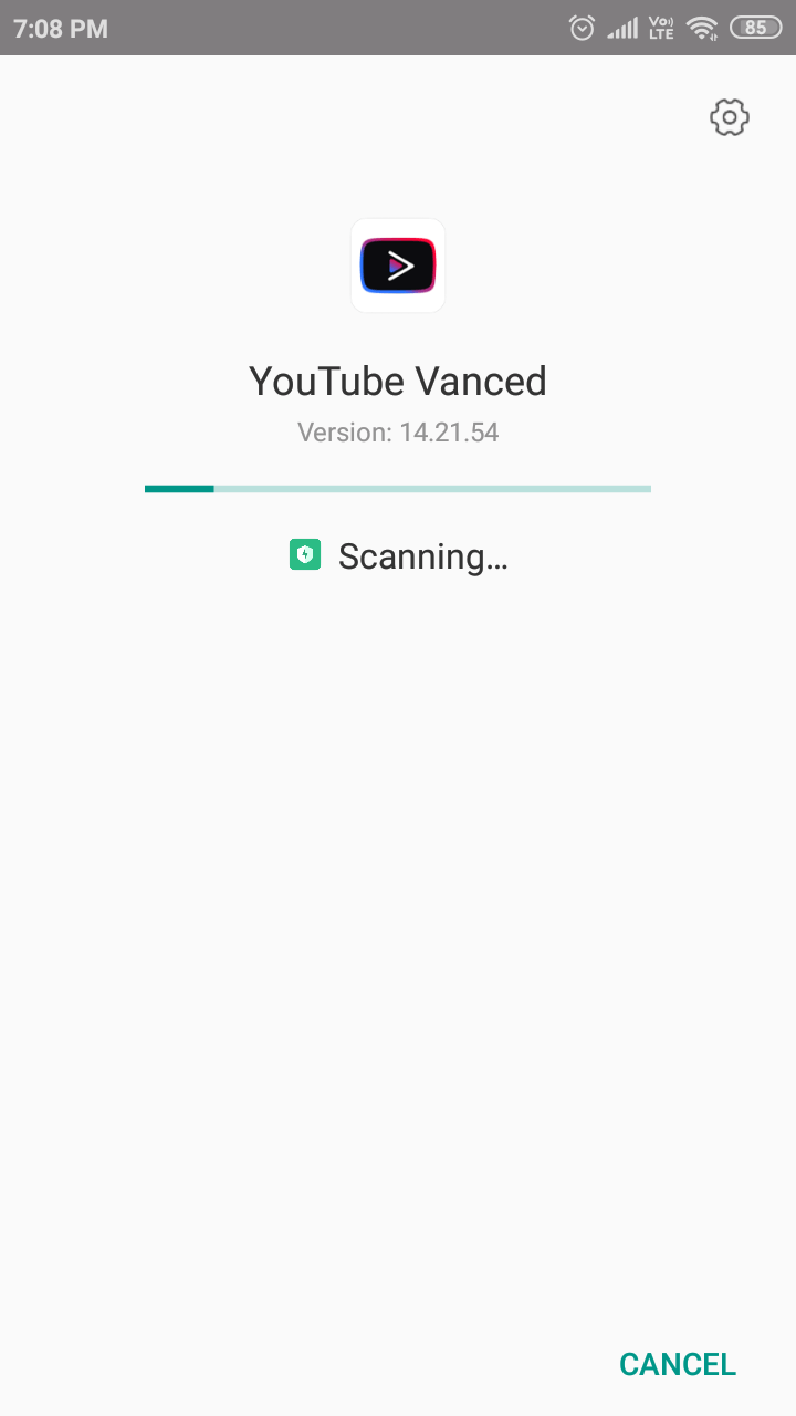 Install Youtube Vanced