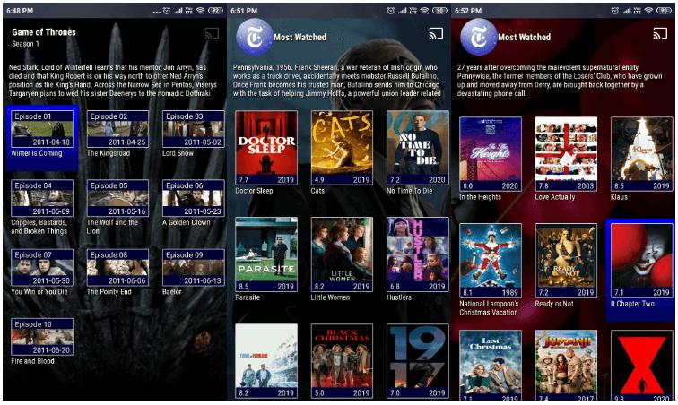 Magic TV App